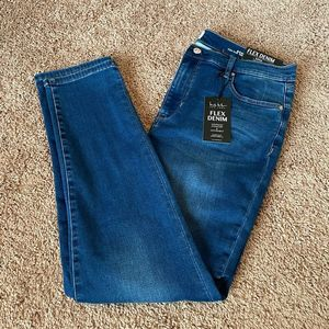 Nicole Miller high rise jeans